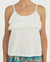 Musculosa Solerita Off White - BATHINDA