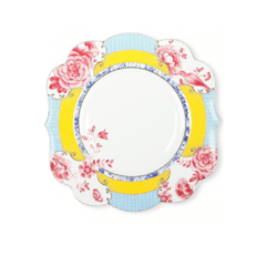 Plato de Postre Royal Collection I 23,5 cm I