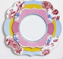 Plato de Postre Royal Collection I 23,5 cm I - Pick a Plate