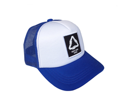 BONÉ TRUCKER UNITED AZUL