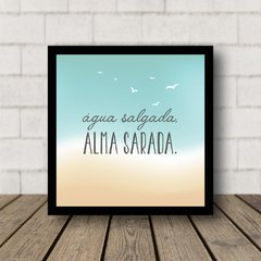 Kit de quadros Alma Sarada - Quadros decorativos | Pirilampo Decor