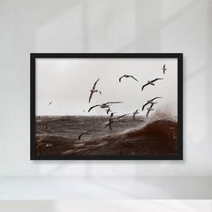 Kit de quadros Mar Divino - Quadros decorativos | Pirilampo Decor