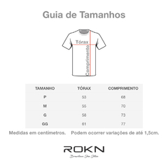 T-Shirt ROKN Reative White - Black Belt - online store