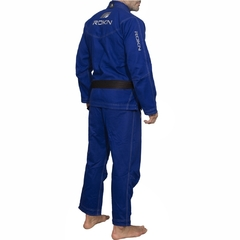 Kimono Jiu Jitsu ROKN Evolution FLOW Blue on internet