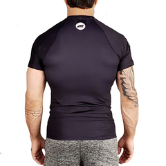 Rashguard ROKN Short Sleeve Stamp Black - buy online