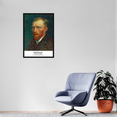Quadro Decorativo Art Collection, Self-Portrait - loja online