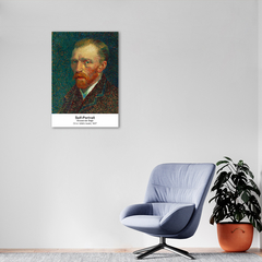 Imagem do Quadro Decorativo Art Collection, Self-Portrait