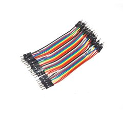Cable 40pin DuPont Macho-Macho 10cm en internet