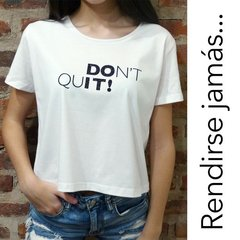 Don´t Quit! Teens