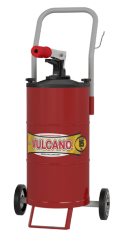 Engrasador manual Vulcano 15 kg. GP171