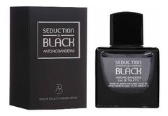 Antonio Banderas - Seduction In Black - Edt - hombre