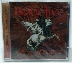 Bride - Live Vol Ii Acoustic Cd (limited Edeition) Raro
