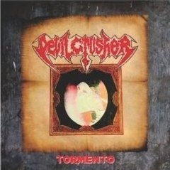 Devilcrusher - Tormento (cd) Limited Edition - Mortification
