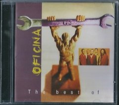 Oficina G3 - The Best of CD - Raro