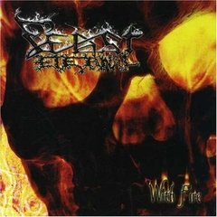 Feast Eternal ‎– With Fire CD (Open Grave ‎2007) Raro