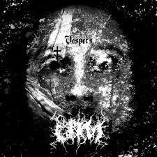 Grim - Vespers CD (Vsion of God Records)
