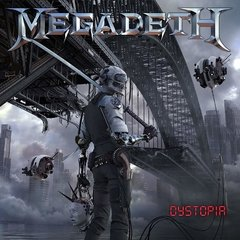 Megadeth - Distopia CD