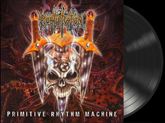 LP Mortification Primitive Rhythm Machine (VINYL)