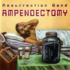 Rez - Ampendectomy CD (Golden Hill 1997)