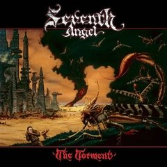 Seventh Angel - The Torment (Lacrado) Retroactive Records 1990/2018