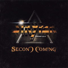 CD Stryper Second Coming (Importado)