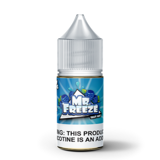 SaltNic - Mr. Freeze - Blue Raspberry - 30ml