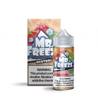 Juice - Mr. Freeze - Strawberry Kiwi Pomegranate Frost - 100ml