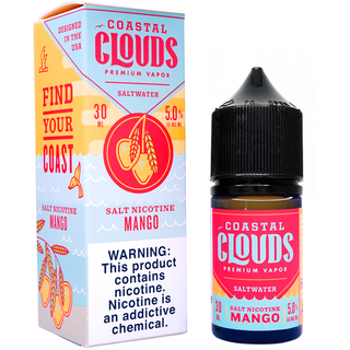 SaltNic - Coastal Clouds - Mango - 30ml