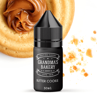 Juice - Grandma's Bakery - Butter Cookie - 30ml