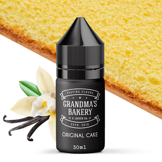 Juice - Grandma's Bakery - Original Cake - 30ml