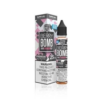 SaltNic - Vgod - Berry Bomb Ice - 30ml