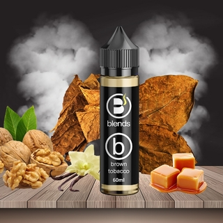 Juice - Blends - Brown Tabacco - 60ml