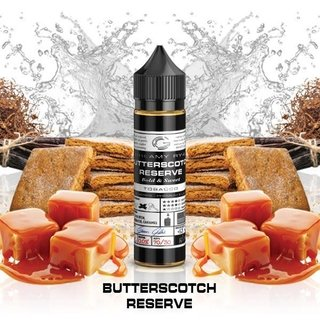 Juice - Basix - Butterscotch Reserve - 60ml