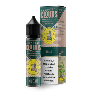 Juice - Coastal Clouds - Cuban (Tobacco) - 60ml
