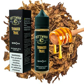 Juice - Cuttwood - Tobacco Trail - 60ml