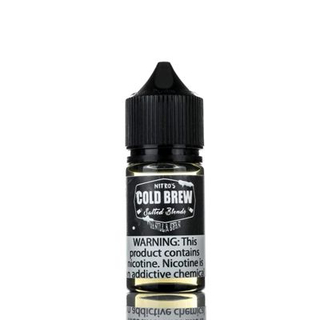 SaltNic - Nitro's Cold Brew - White Chocolate Mocha - 30ml