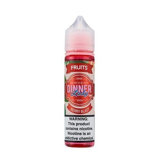 Juice - Dinner Lady Fruits - Berry Blast - 60ml