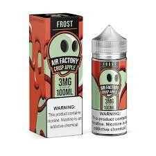 Juice - Air Factory - Crisp Apple - 100ml