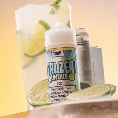 Juice - Frozen Limeade By Frozen Vape Co.  - 100ml
