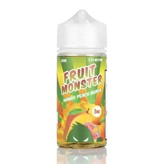 Juice - Fruit Monster - Mango Peach Guava - 100ml