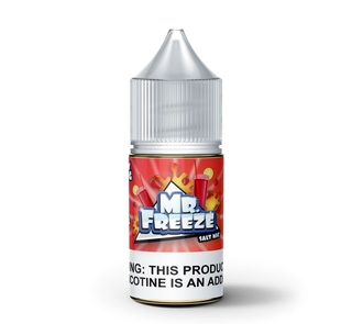 SaltNic - Mr. Freeze - Strawberry Lemonade - 30ml