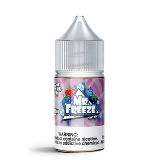SaltNic - Mr. Freeze - Berry Frost - 30ml