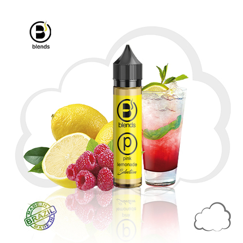 Juice - Blends - Pink Lemonade - 30ml