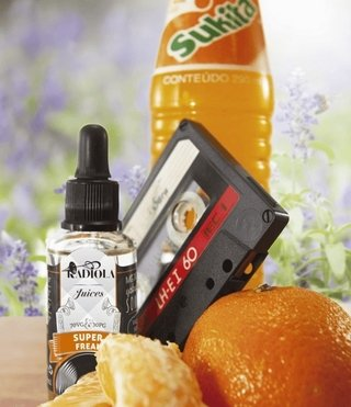 Juice - Radiola - Super Freak - 30ml