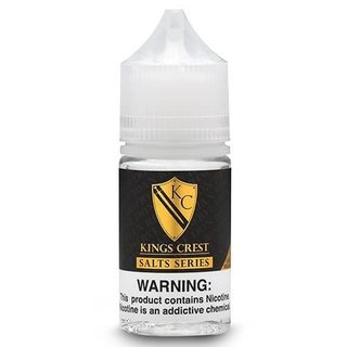 SaltNic - Kings Crest - Don Juan Reserve Premium - 30ml