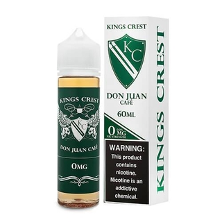 Juice - Kings Crest - Don Juan Cafe - 60ml