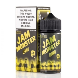 Juice - Jam Monster - Lemon - 100ml