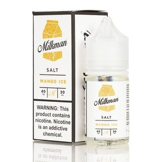 SaltNic - The Milkman- Mango Ice - 30ml