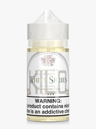 Juice - Kilo - White Series - Marshmallow Crisp - 60ml