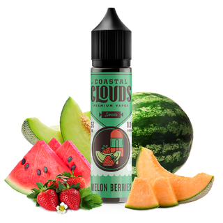 Juice - Coastal Clouds - Melon Berries - 60ml